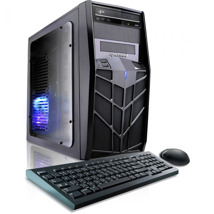 CybertronPC Assault A46 Desktop